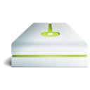 hdd,lime,harddisk icon