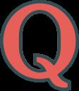 quora, logo, brand, network, social icon