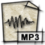 gnome, mime, audio icon