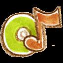 Natsu AudioCD icon
