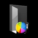 Folder Charts icon