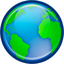 planet, internet, earth, world, globe, browser icon