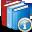 info, books icon