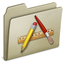 Lightbrown Applications icon