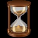 sand glass icon