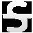 strokethrough, font icon