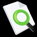 Explore, File icon