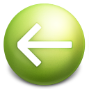 prev, back, previous, arrow, left, backward icon