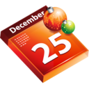 christmas,calendar,date icon