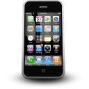 smartphone, mobile phone, iphone, cell phone icon