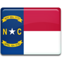 North Carolina Flag icon