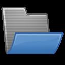 drag, folder, accept icon