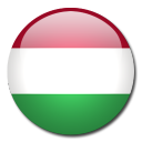 hungary, country, flag icon