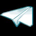 paper,plane,file icon