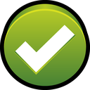 go, check, verified, normal, ok icon