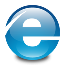 ie, internet explorer icon