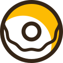 cake, cafe, sweet, food, donut, bakery, dessert icon