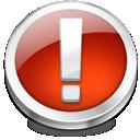 way, alert icon