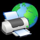 web,printer,print icon