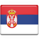 serbia, flag, country icon