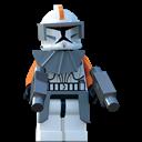 Clonetrooper, Lego icon
