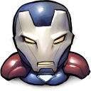 Comics Iron America icon