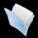 Cache, Dossier icon