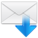 mail,get,envelop icon