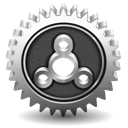 settings, performance, cog icon