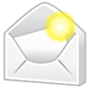 envelop, email, message, letter, new, mail icon