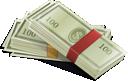money, dollars, cash icon