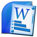 microsoft,office,word icon