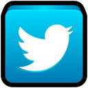 twitter, hashtag, tweet, social network icon
