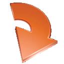 Arrow, Red icon