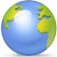 world, earth, planet, globe icon