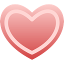 favorite, heart, love, relationship, valentine icon