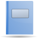 address, reading, book, read, office icon