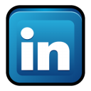 in, linkedin, linked icon