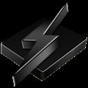 Black, Winamp icon