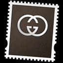 Gucci, Logo, Stamp icon