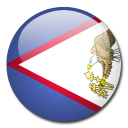 american, samoa, flag, country icon