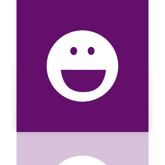 yahoo, mirror, messenger icon