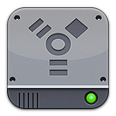 disk, firewire, silver, disc, save icon