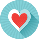 heart, favorite, valentine's day, like, love icon