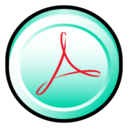 adobe,acrobat,distiller icon