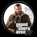 Auto, Grand, Theft icon