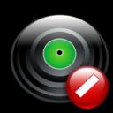 disc,cancel,stop icon