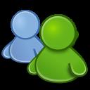 emesene,group icon