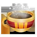 coffee, food, christmas, chocolate, mug icon