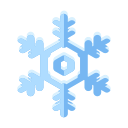 ice, snowflake, cold, christmas, winter, snow, flake icon